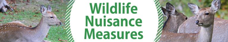 Wildlife Nuisance Measures