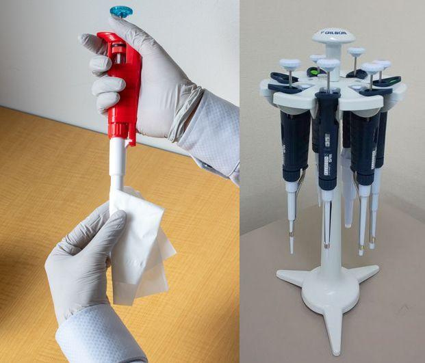 ピペット 使い方 マイクロ ピペットの精度管理と操作法について